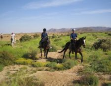 Marokko Wanderritt Tafilalet