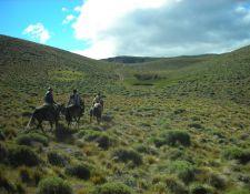 Argentinien-Wanderritt-über-die-Anden