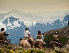 Argentinien-Wanderritt-Anden