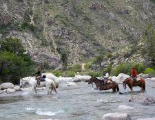 XAndes - Durchquerung des Rio Ternero