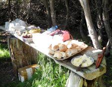 XAndes - Picknick ist angerichtet