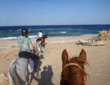 Am Strand von Makadi