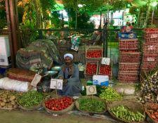 Markt bei Luxor