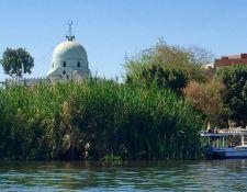 Moschee am Nil