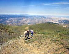 Aussicht Region Guadix