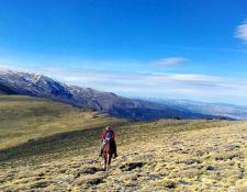 Panorama Sierra Nevada