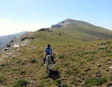 Sierra Nevada Gipfel