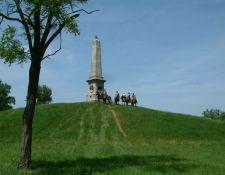 Ungarn Achal Tekkiner Denkmal
