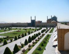Isfahan-Königsplatz