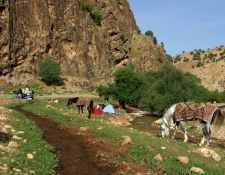 Lorestan-Kapkan-Höhlen