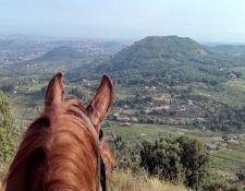 Sizilien - Wanderritt von Cefalù zum Vulkan Ätna