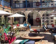 Hotel El Mercado Terrasse