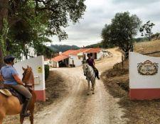 Portugal - Wanderritt Atlantik