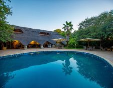 Batonka Guest Lodge Pool