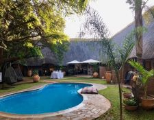 Nguni Lodge Pool