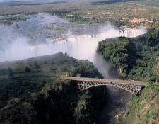 Brücke über den Sambesi