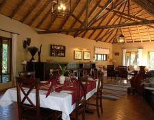 Restaurant der Royal Tree Lodge